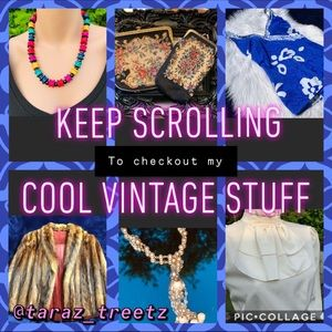 Lots of Interesting Rare Vintage Items Listed